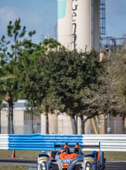 Том Кимбер-Смит, Майкл Марсаль, Энцо Потоликкио и Роберто Ла Рокка. Февральские тесты в Себринге, четверг, сессия 1.