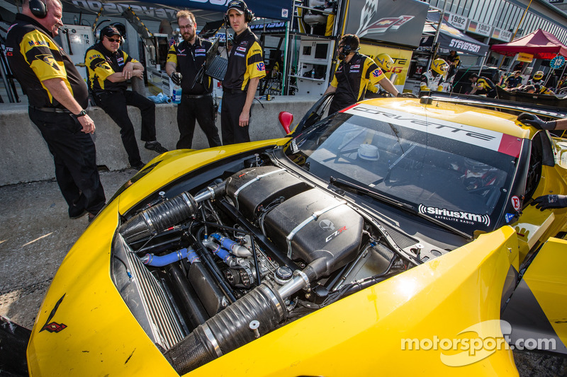 Motor: #3 Corvette Racing Chevrolet Corvette C7.R