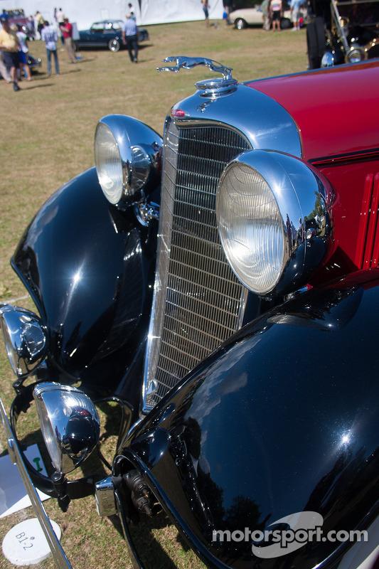 1933 Lincoln KA Convertible Roadster
