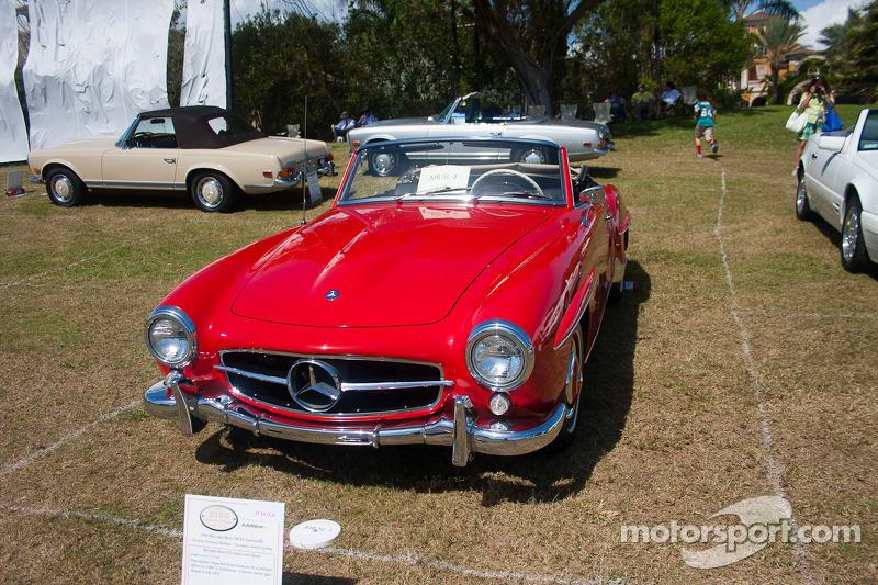 1960 Mercedes-Benz 190SL Convertible
