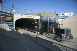 Hauler of Reed Sorenson
