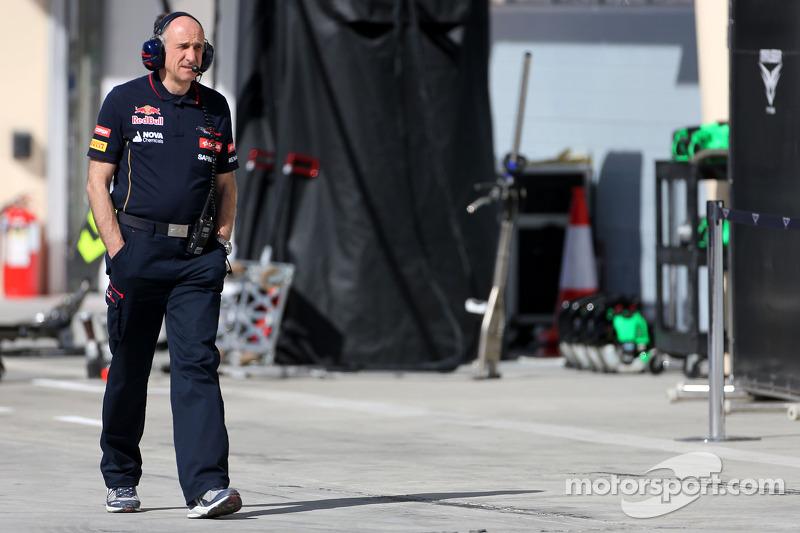 Franz Tost, Scuderia Toro Rosso, Takım Müdürü