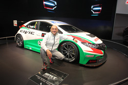 Honda Civic WTCC and Gabriele Tarquini