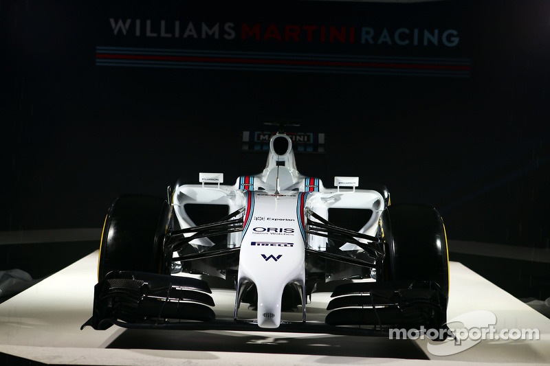 La Williams Martini Racing FW36