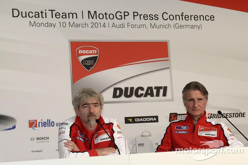 Ducati basın konferansı