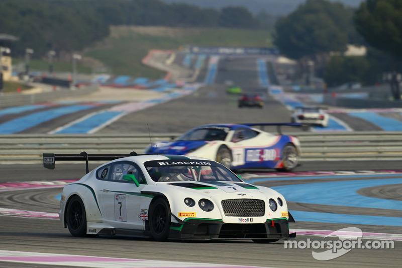 #7 M-Sport 宾利 Continental GT3: 盖·史密斯, 斯蒂文·凯恩