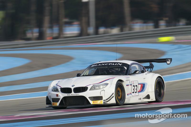 #33 Roal Motorsport 宝马 Z4 GT3: 阿历克斯·扎纳尔迪