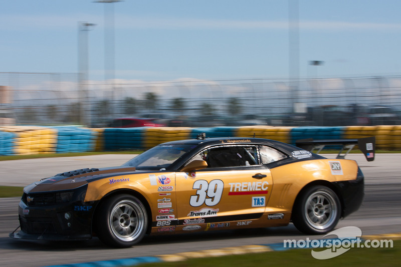 #39 Tremec/SKF/Backstreet Performance/Chevrolet Performance Chevrolet Camaro: Todd Napieralski