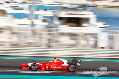 Yas Marina March testing
