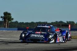 #60 Michael Shank Racing with Curb/Agajanian Riley DP Ford EcoBoost: John Pew, Oswaldo Negri, Justin Wilson