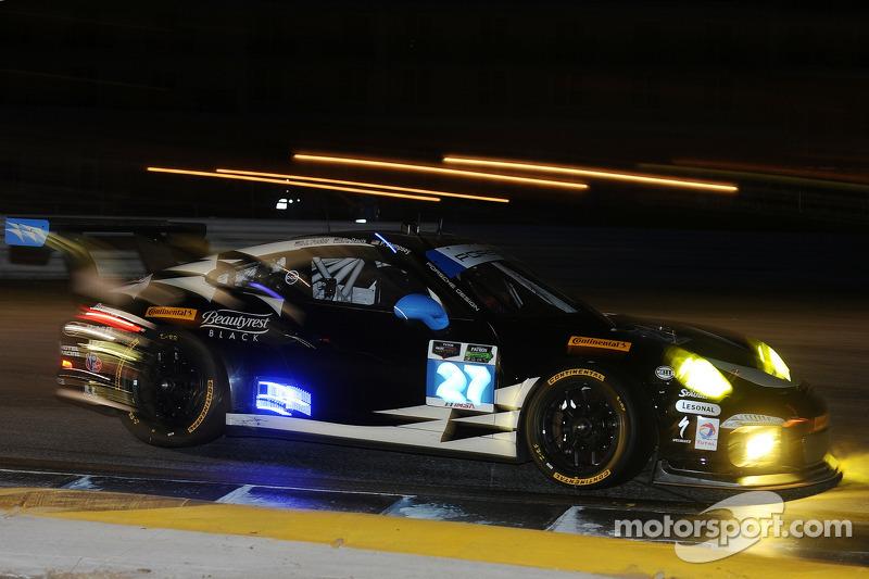 #27 Dempsey Racing Porsche 911 GT America: Joe Foster, Andrew Davis, Patrick Dempsey