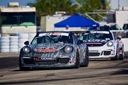 #26 NGT Motorsport Porsche 991 GT3 Kupası Aracı: Mark Bullitt