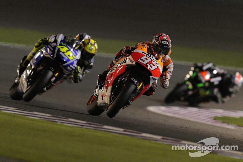 #7 MotoGP Qatar 2014