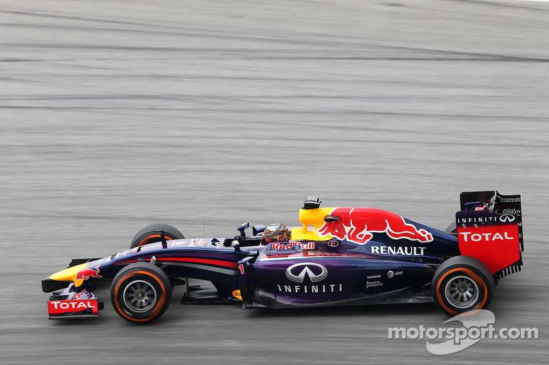 Sebastian Vettel (GER), Red Bull Racing