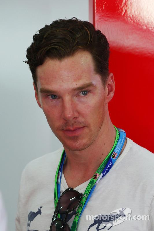 Benedict Cumberbatch, ator
