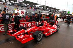 Tony Kanaan的赛车, Target Chip Ganassi雪佛兰车队