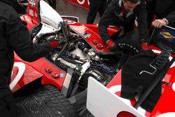 Engine detail