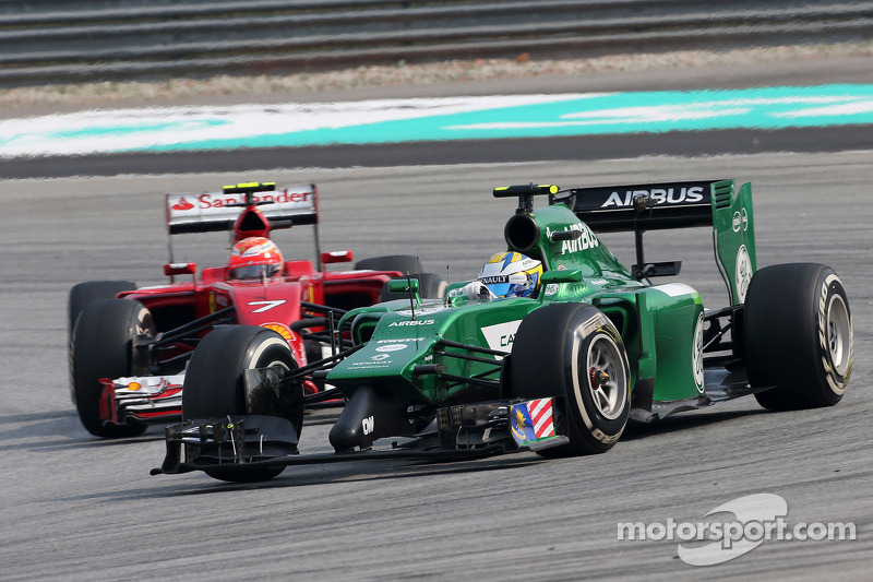 Marcus Ericsson (SWE), Caterham F1 Team  30
