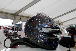 Ein interessanter Helm