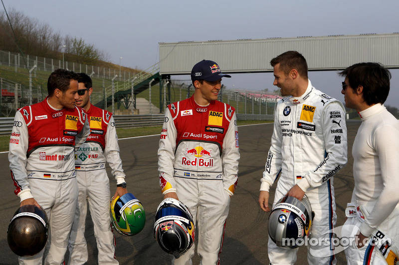 Timo Scheider, Audi Sport Team Abt Sportsline, Audi A5 DTM, Martin Tomczyk, BMW Team Schnitzer BMW M