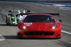 #63 AF Corse 法拉利 F458 Italia GT3: 马斯·拉斯穆森, 丹尼斯·林德