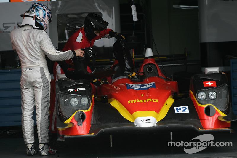 #34 Race Performance ORECA 03 Judd: Michel Frey, Franck Mailleux, Dani Clos