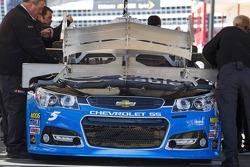 Car of Kasey Kahne, Hendrick Motorsports Chevrolet