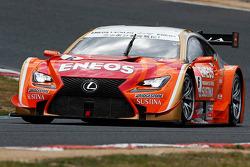 #6 Eneos Sustina Lexus RC F: Kazuya Oshima, Yuji Kunimoto