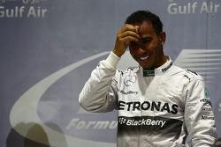 1st place Lewis Hamilton, Mercedes AMG F1 W05