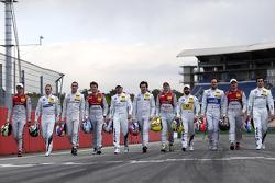 DTM Pilotları 2014