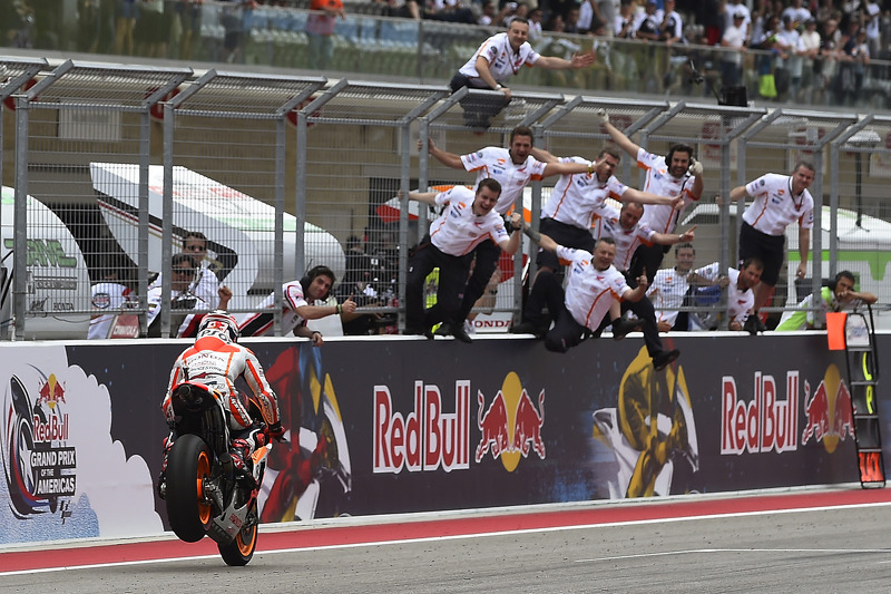 2014 - Marc Marquez, Repsol Honda Team