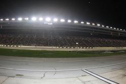 Texas Motor Yarış Pisti düzlük görüntüsü