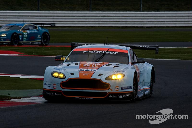 #95 Aston Martin Racing Aston Martin Vantage V8: Kristian Poulsen, David Heinemeir Hansson, Nicki Thiim