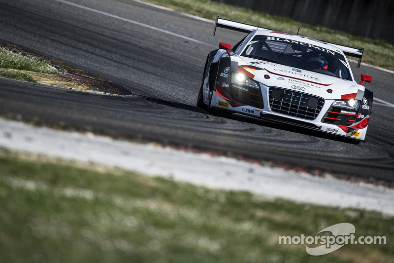 #6 Phoenix Racing 奥迪 R8 LMS Ultra: 尼基·迈尔-梅尔尼霍夫, 马库斯·温克霍克