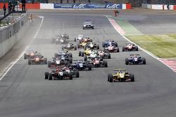 Start of race 1