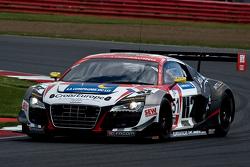 #51 Sébastien Loeb Racing Audi R8 LMS ultra: Henry Hassid, Mike Parisy, Olivier Lombard