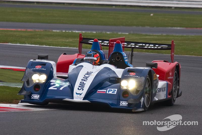 #27 SMP Racing Oreca 03 - Nissan: Sergey Zlobin, Nicolas Minassian, Maurizio Mediani