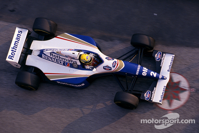 65-й поул: Айртон Сенна, Гран При Сан-Марино, 1994 год
