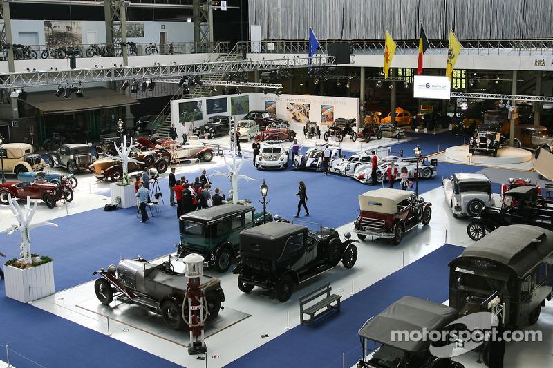 Autoworld müze sergisi