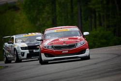#36 Kia Motors America Kia Optima: Nic Jonsson