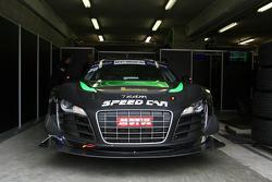 #30 Team Speed Car Audi R8 LMS Ultra: Pascal Destembert, Rémy Deguffroy
