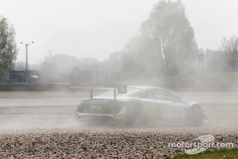 Problemi per YACO Racing Audi R8 LMS ultra: Philip Geipel, Rahel Frey