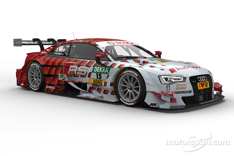 Edoardo Mortara, Audi Sport Team Abt RS 5 DTM