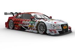 Edoardo Mortara, Audi Sport Team Abt RS 5 DTM