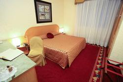 Hotel Castello, Zimmer 200, wo Ayrton Senna seine letzte Nacht verbrachte