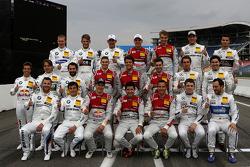 La foto de pilotos 2014