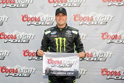 Ganador de la pole Sam Hornish Jr.