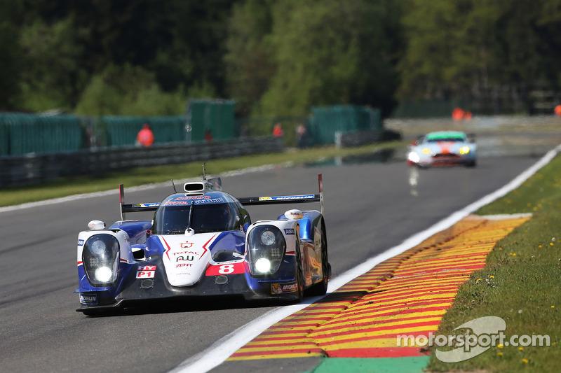 2014 : Toyota Racing