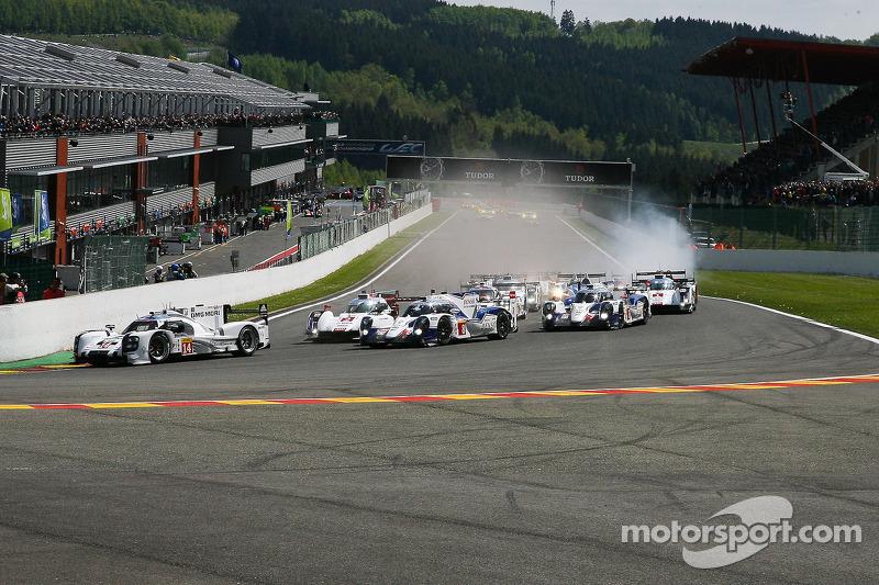 Via: #14 Porsche Team Porsche 919 Hybrid: Romain Dumas, Neel Jani, Marc Lieb