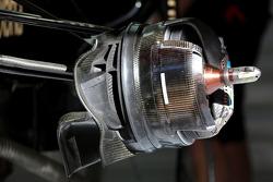 Lotus F1 Team Brake system